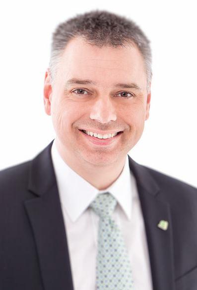 André Bellavance, maire de Victoriaville